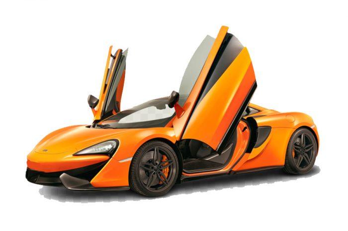 McLaren 570 Coupe