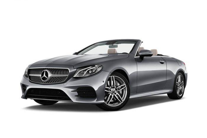 Mercedes E300 Convertible