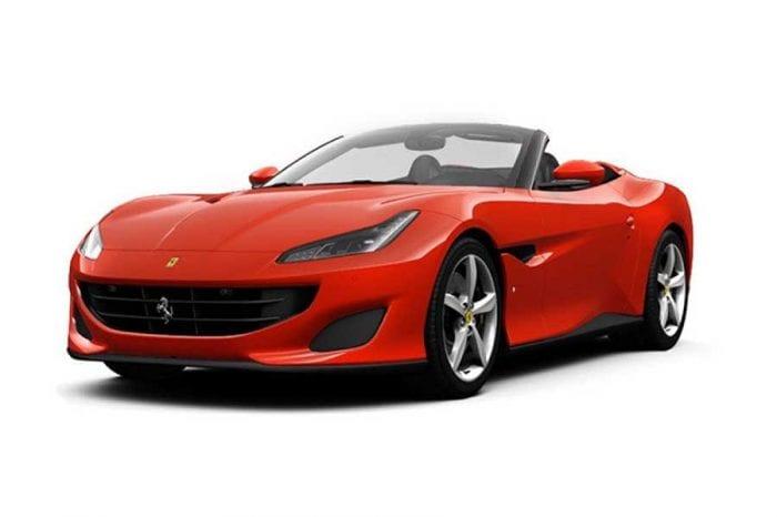 Ferrari Portofino Spyder