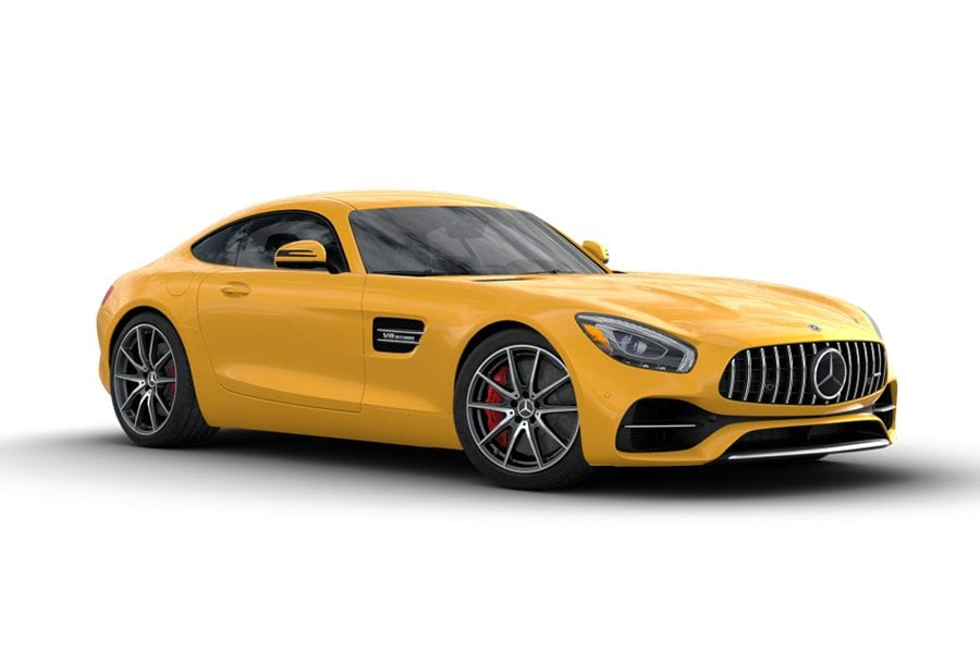 Mercedes GTS for Rent in Dubai